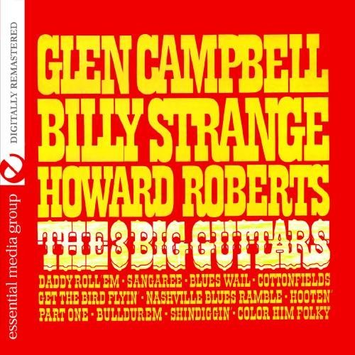 Campbell,Glen Billy Strange,Ho/3 Big Guitars@This Item Is Made On Demand@Could Take 2-3 Weeks For Delivery