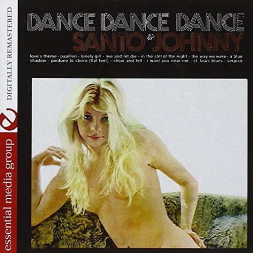 Santo & Johnny/Dance Dance Dance@This Item Is Made On Demand@Could Take 2-3 Weeks For Delivery