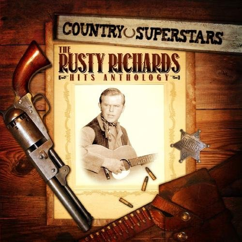 Rusty Richards/Country Superstars: The Rusty@Cd-R
