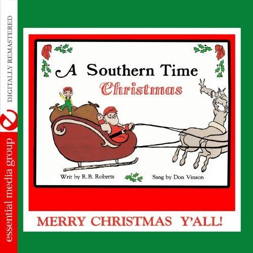 Don Vinson/Southern Time Christmas-Merry@This Item Is Made On Demand@Could Take 2-3 Weeks For Delivery