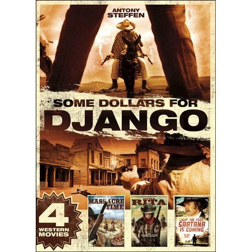 Some Dollars For Django Nero Hilton Steffen Pavone Hil Nr