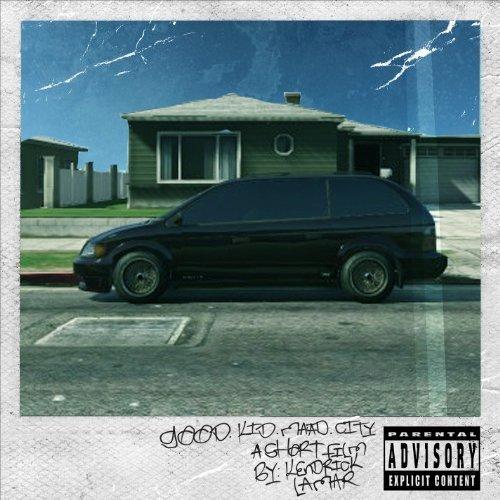 Kendrick Lamar/Good Kid M.A.A.D City@Explicit Version@2 Lp