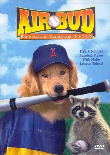 Air Bud Seventh Inning Fetch Zegers Wachs Stevenson Karns
