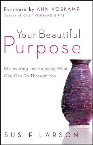 Susie Larson Your Beautiful Purpose Discovering And Enjoying What God Can Do Through
