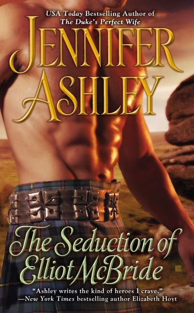 Jennifer Ashley The Seduction Of Elliot Mcbride