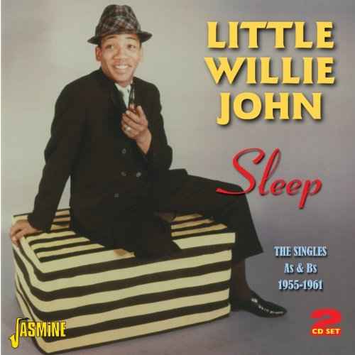 Little Willie John Sleep Singles As & Bs 1955 61 Import Gbr 2 CD