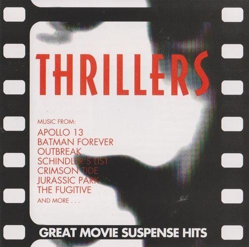 Thrillers Great Movie Suspense Hits