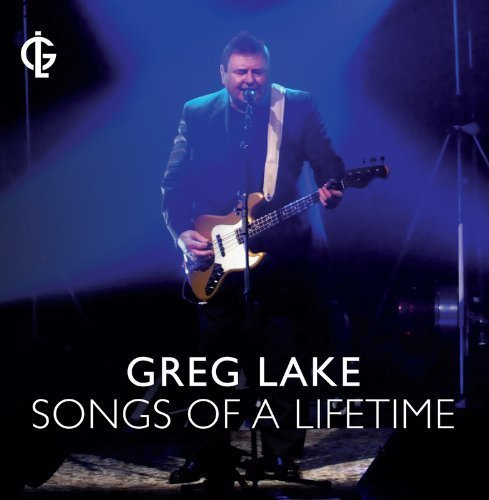 Greg Lake Songs Of A Lifetime Import Gbr