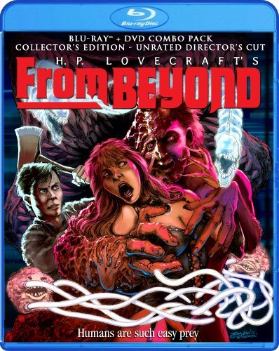 From Beyond Combs Crampton Sorel Blu Ray DVD R