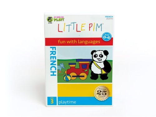 Playtime (french) Little Pim Nr
