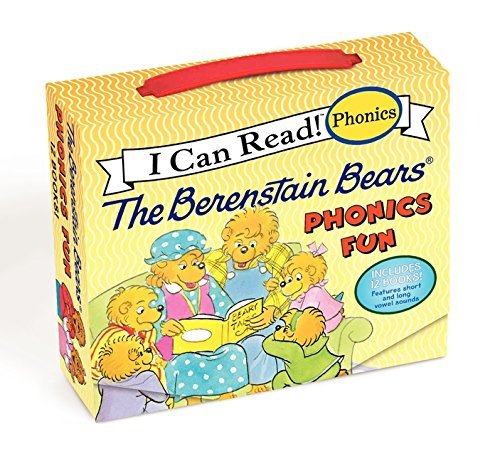 Mike Berenstain The Berenstain Bears Phonics Fun