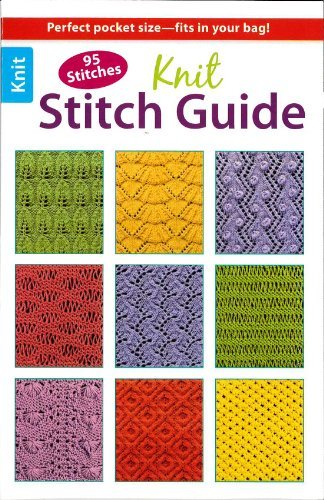 Rita Weiss Knit Stitch Guide