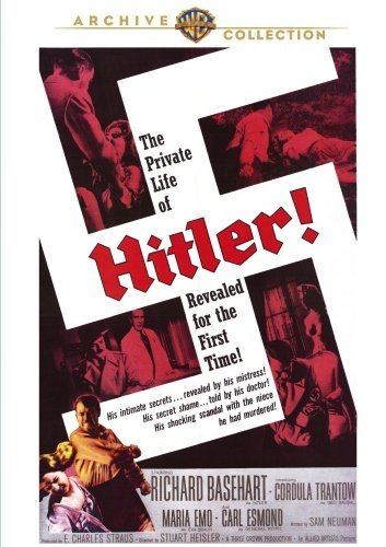 Hitler (1962) Basehart Emo Banner DVD Mod This Item Is Made On Demand Could Take 2 3 Weeks For Delivery