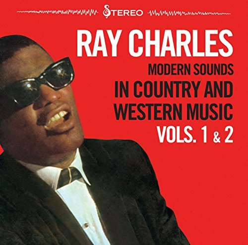 Ray Charles Vol. 1 2 Modern Sounds In Coun Import Esp