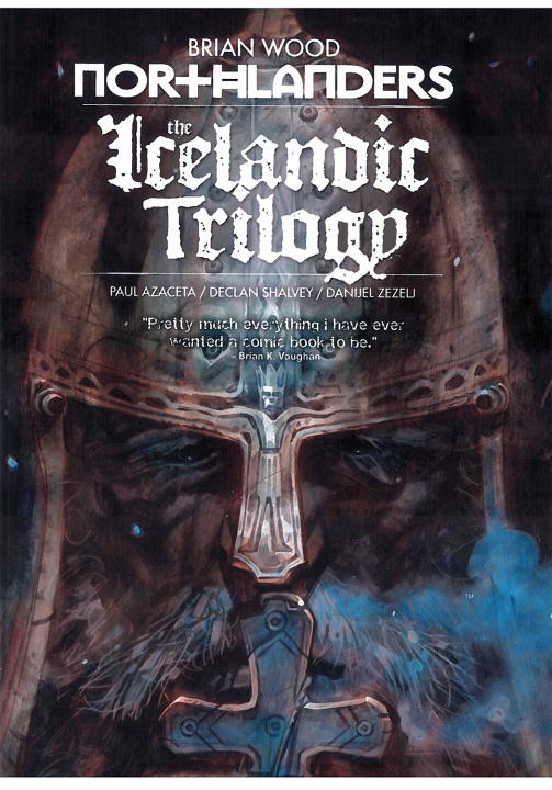 Brian Wood Northlanders Vol. 7 The Icelandic Trilogy