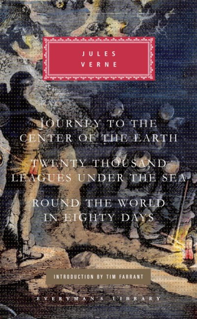 Jules Verne Journey To The Center Of The Earth Twenty Thousan