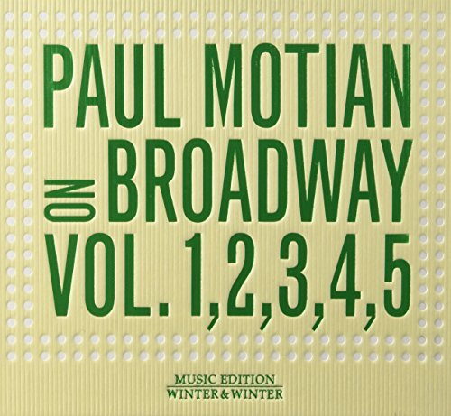 Paul Motian Vol. 1 5 On Broadway 5 CD