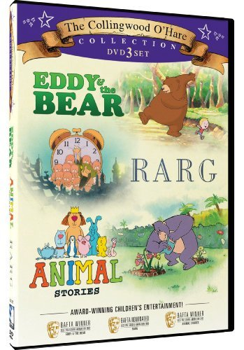 Eddy & The Bear Rarg & Animal Collingwood Ohare Collection Tvy 3 DVD