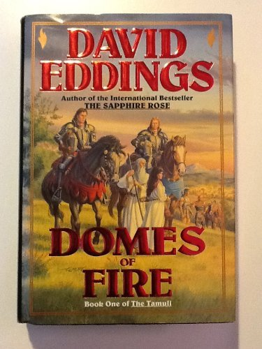 David Eddings Domes Of Fire (book One Of The Tamuli)