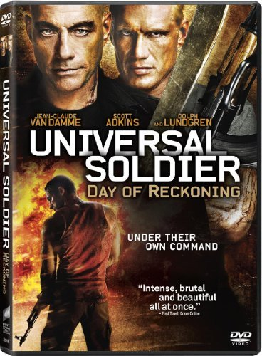 Universal Soldier Day Of Reck Universal Soldier Day Of Reck Aws R Incl. Uv