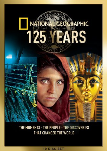 National Geographic 125 Years National Geographic Nr 10 DVD