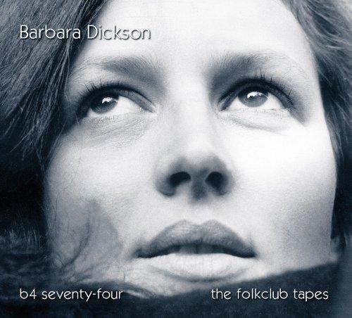 Barbara Dickson/B4 74: Folkclub Tapes@Import-Gbr@2 Cd