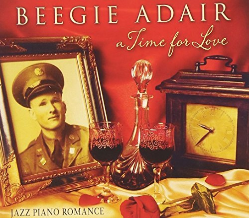 Beegie Adair Time For Love Jazz Piano Roma