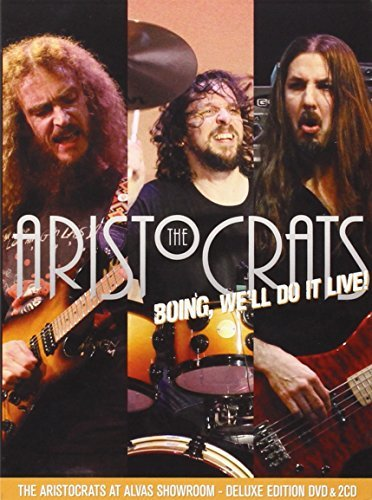 Aristocrats Boing Well Do It Live! Incl. 2 CD