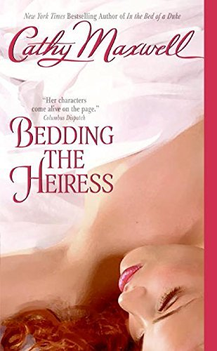Cathy Maxwell Bedding The Heiress