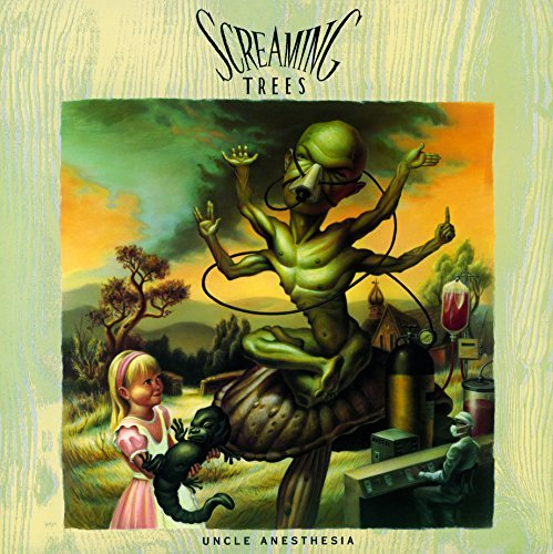Screaming Trees Uncle Anesthesia Import Eu Uncle Anesthesia