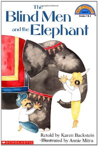 Karen Backstein Blind Men And The Elephant The (level 3)