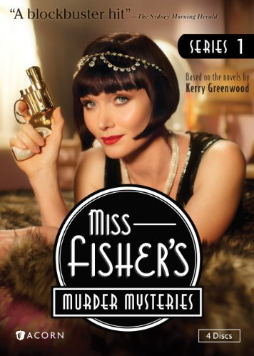 Miss Fisher's Murder Mysteries Series 1 DVD Nr