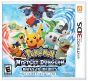 Nintendo 3ds Pokemon Mystery Dungeon Gates To Infinity