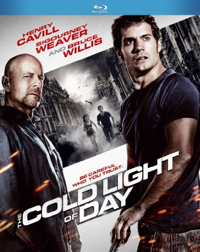 Cold Light Of Day Cavill Weaver Willis Blu Ray Ws Pg13