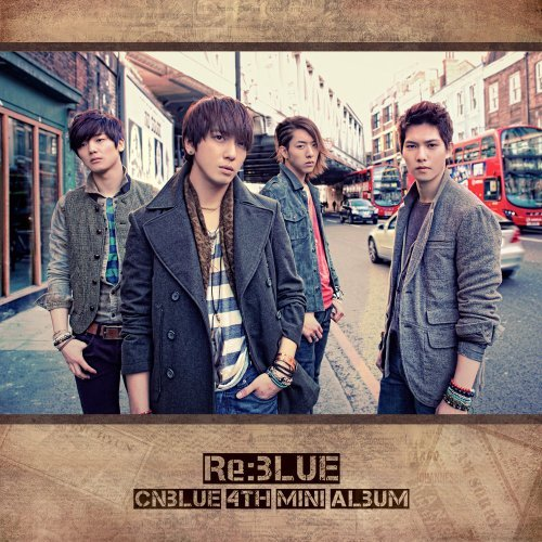 Cnblue Re Blue Import Kor