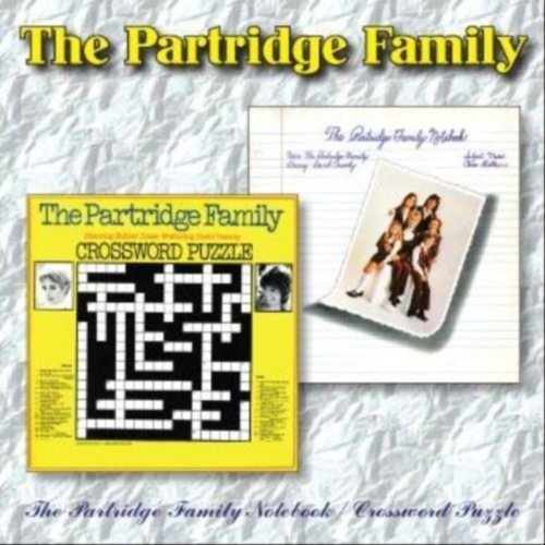 Partridge Family Partridge Family Notebook Cros Import Gbr