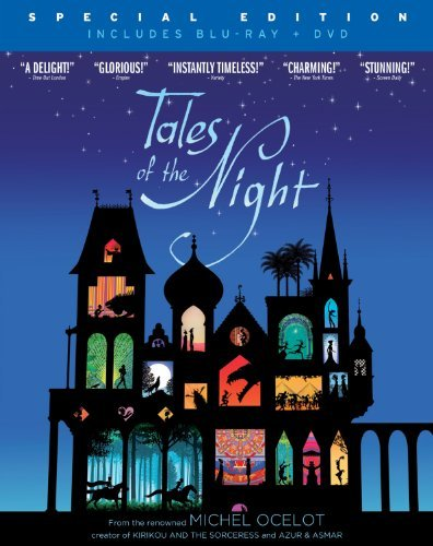 Tales Of The Night Tales Of The Night Nr Br & DVD