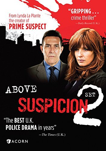 Above Suspicion Set 2 Reilly Hinds Nr