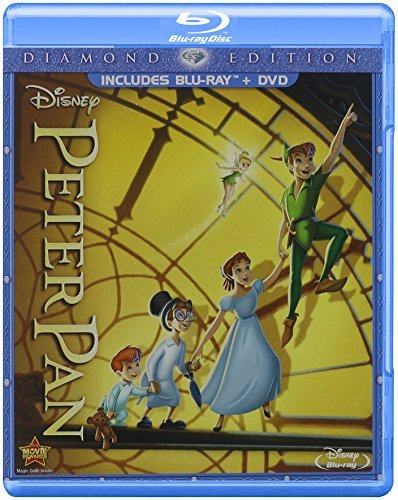 Peter Pan Peter Pan Blu Ray Ws Diamond Ed. G Incl. DVD