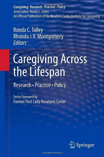 Ronda C. Talley Caregiving Across The Lifespan Research Practice Policy 2013