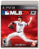 Ps3 Mlb 2k13 Take 2 Interactive E