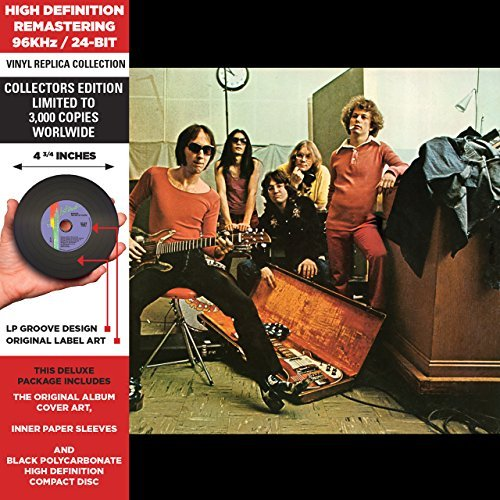 Flamin' Groovies Teenage Head Deluxe Vinyl Replica Lmtd Ed.