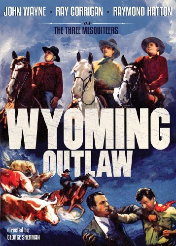 Wyoming Outlaw (1939) Wayne Corigan Hatton Bw Nr
