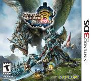 Nintendo 3ds Monster Hunter 3 Ultimate Capcom U.S.A. Inc. T