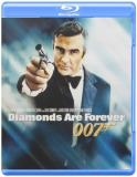 James Bond Diamonds Are Forever Connery St. John Gray Blu Ray Ws Pg