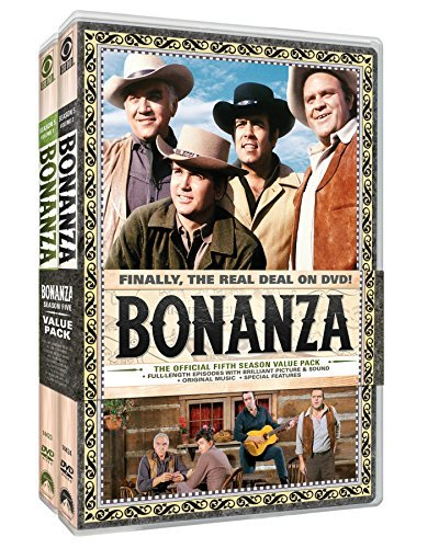 Bonanza Vol. 1 2 Season 5 Season 5