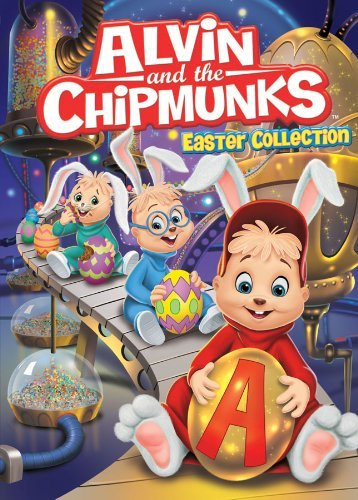 Alvin & The Chipmunks Easter Collection Nr