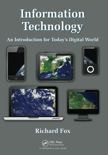 Richard Fox Information Technology An Introduction For Today's Digital World