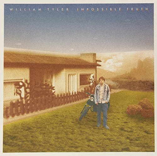 William Tyler Impossible Truth 2 Lp Incl. Digital Download