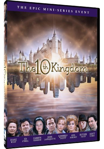 10th Kingdom 10th Kingdom Tvpg 3 DVD